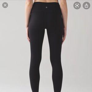 Lululemon wunderunder leggings